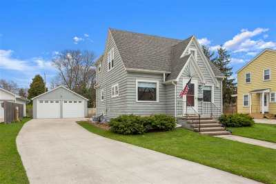 Neenah Single Family Home Active-Offer No Bump: 768 Reed