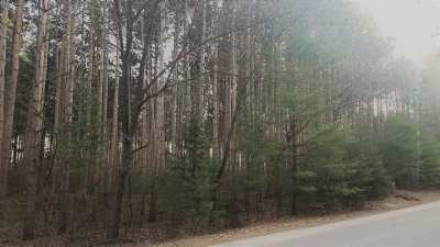 Waupaca Residential Lots & Land Active-No Offer: W Evergreen