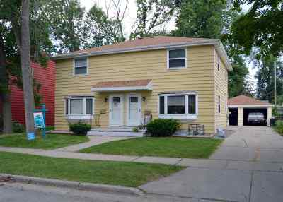 Appleton Multi Family Home Active-No Offer: 2407 S Lawe