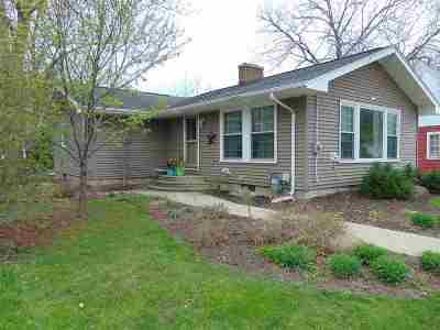 Oshkosh Single Family Home Active-Offer No Bump: 1219 Bowen