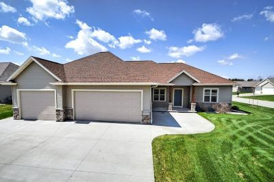 Appleton Single Family Home Active-No Offer: 4553 N Star Point