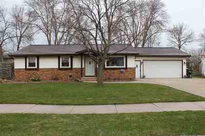 Kaukauna Single Family Home Active-Offer No Bump: 2909 Sullivan