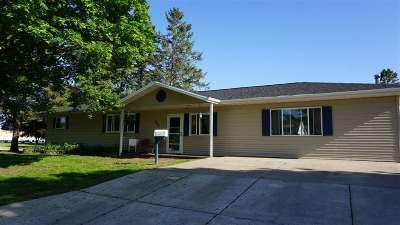Oconto Single Family Home Active-Offer No Bump: 448 Center