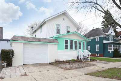 Appleton Single Family Home Active-No Offer: 1214 N State
