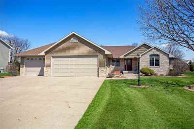 Appleton Single Family Home Active-Offer No Bump: W6064 Strawflower
