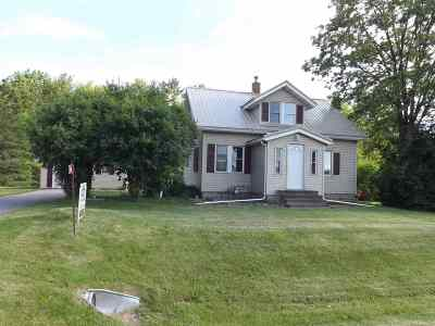 Gillett Single Family Home Active-No Offer: 10581 Hwy 22