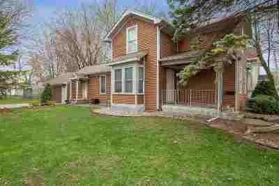 Appleton Single Family Home Active-Offer No Bump: 431 E South River