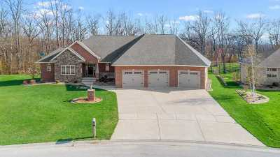 Brown County Single Family Home Active-No Offer: 3886 Shore Crest