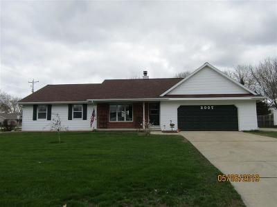 Green Bay Single Family Home Active-Offer No Bump: 3007 Evergreen