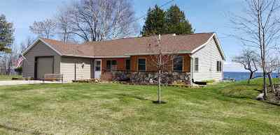 Menominee Single Family Home Active-No Offer: N2378 M-35