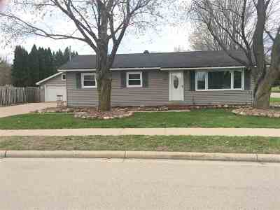 Shawano County Single Family Home Active-No Offer: 519 E Ridlington
