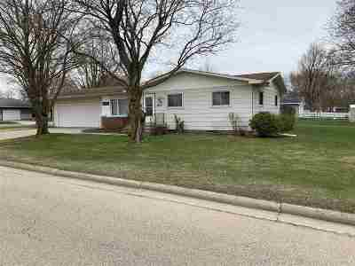 Shawano County Single Family Home Active-Offer No Bump: 616 E Elizabeth