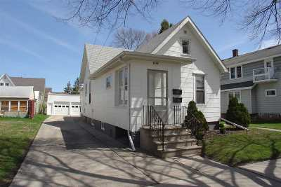Green Bay Multi Family Home Active-Offer No Bump: 1107 Doty