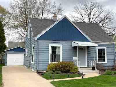 Appleton Single Family Home Active-Offer No Bump: 830 E Winnebago