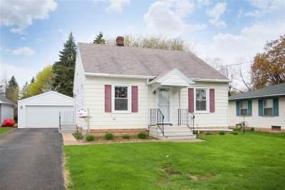 Appleton Single Family Home Active-Offer No Bump: 1327 N Graceland