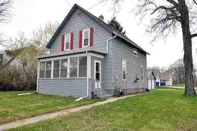 Appleton Single Family Home Active-No Offer: 145 S Walter