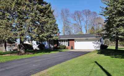 Green Bay Single Family Home Active-Offer No Bump: 1676 Belmont