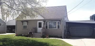 Kaukauna Single Family Home Active-Offer No Bump: N4149 Hwy 55