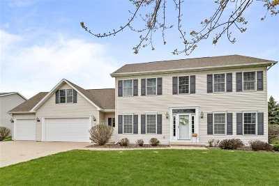 Appleton Single Family Home Active-Offer No Bump: 228 E Timberline