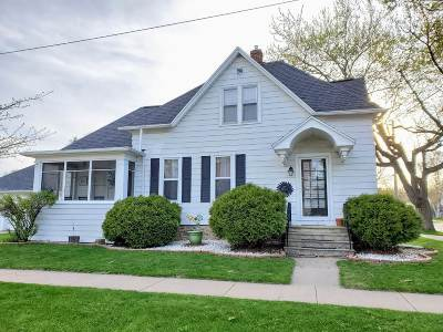 Appleton Single Family Home Active-No Offer: 803 W Winnebago