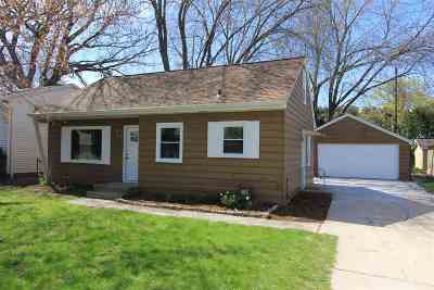 Ashwaubenon Single Family Home Active-Offer No Bump: 2238 Center
