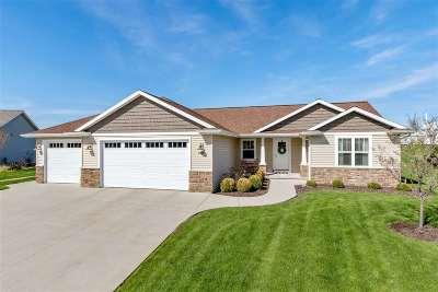 Oshkosh Single Family Home Active-Offer No Bump: 2460 Shore Preserve