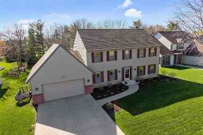 Appleton Single Family Home Active-Offer No Bump: 815 S Keller Park