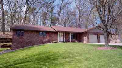 Green Bay Single Family Home Active-Offer No Bump: 290 Swiss Hill