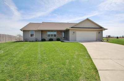 De Pere Single Family Home Active-Offer No Bump: 1755 Adare