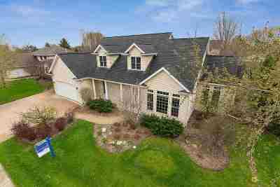 Appleton Single Family Home Active-No Offer: 311 E Fernwood