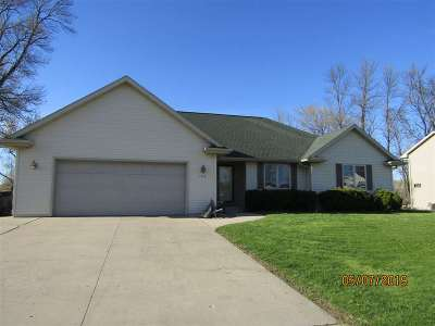 Green Bay Single Family Home Active-Offer No Bump: 2306 Maddy