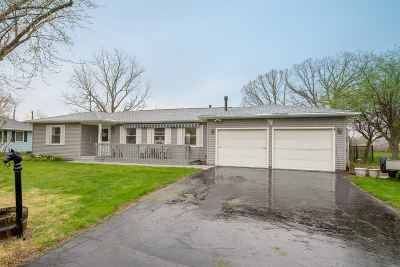 Oshkosh Single Family Home Active-No Offer: 530 Norton