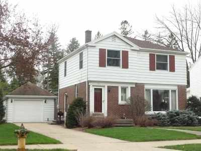 Appleton Single Family Home Active-Offer No Bump: 435 E Grant