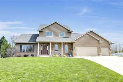 Appleton Single Family Home Active-No Offer: 1122 W Starview
