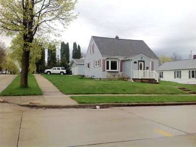 Kimberly Single Family Home Active-No Offer: 122 W 2nd