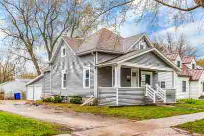 Appleton Single Family Home Active-No Offer: 1716 N Alvin