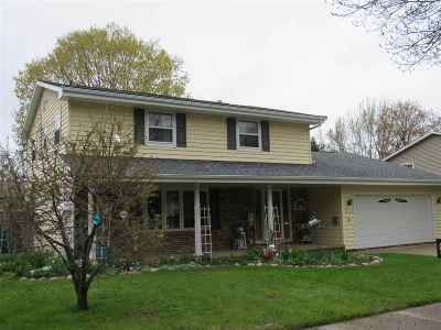 Appleton Single Family Home Active-Offer No Bump: 1909 N Douglas