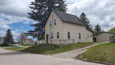 Oconto County Multi Family Home Active-No Offer: 115 E Maple