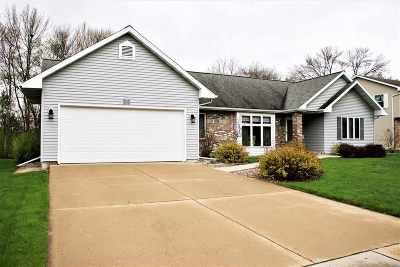 Oshkosh Single Family Home Active-Offer No Bump: 1171 Park Ridge