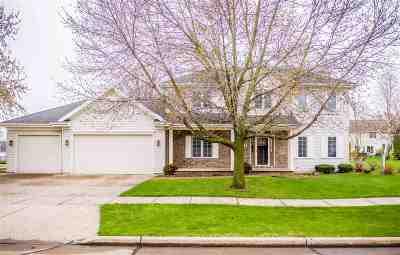 Appleton Single Family Home Active-Offer No Bump: 419 E Fernwood