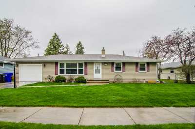 Appleton Single Family Home Active-No Offer: 1801 N Outagamie