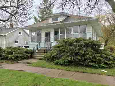 Green Bay Single Family Home Active-No Offer: 1278 Doty