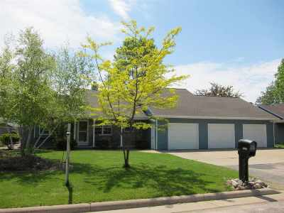 Menasha Single Family Home Active-No Offer: 1517 Driftwood