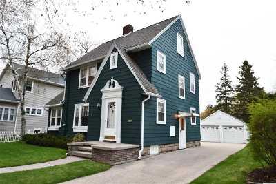 Appleton Single Family Home Active-Offer No Bump: 424 E Circle