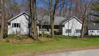 Sobieski Single Family Home Active-Offer No Bump: 6607 Wintergreen