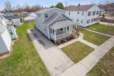 Green Bay Single Family Home Active-Offer No Bump: 605 14th