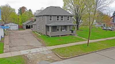 Waupaca Single Family Home Active-No Offer: 510 S Division