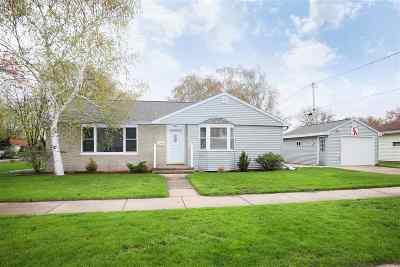 Appleton Single Family Home Active-Offer No Bump: 2218 N Racine