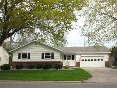 Single Family Home Active-Offer No Bump: 1412 S Bartell