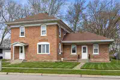 Wrightstown Multi Family Home Active-No Offer: 442 Main